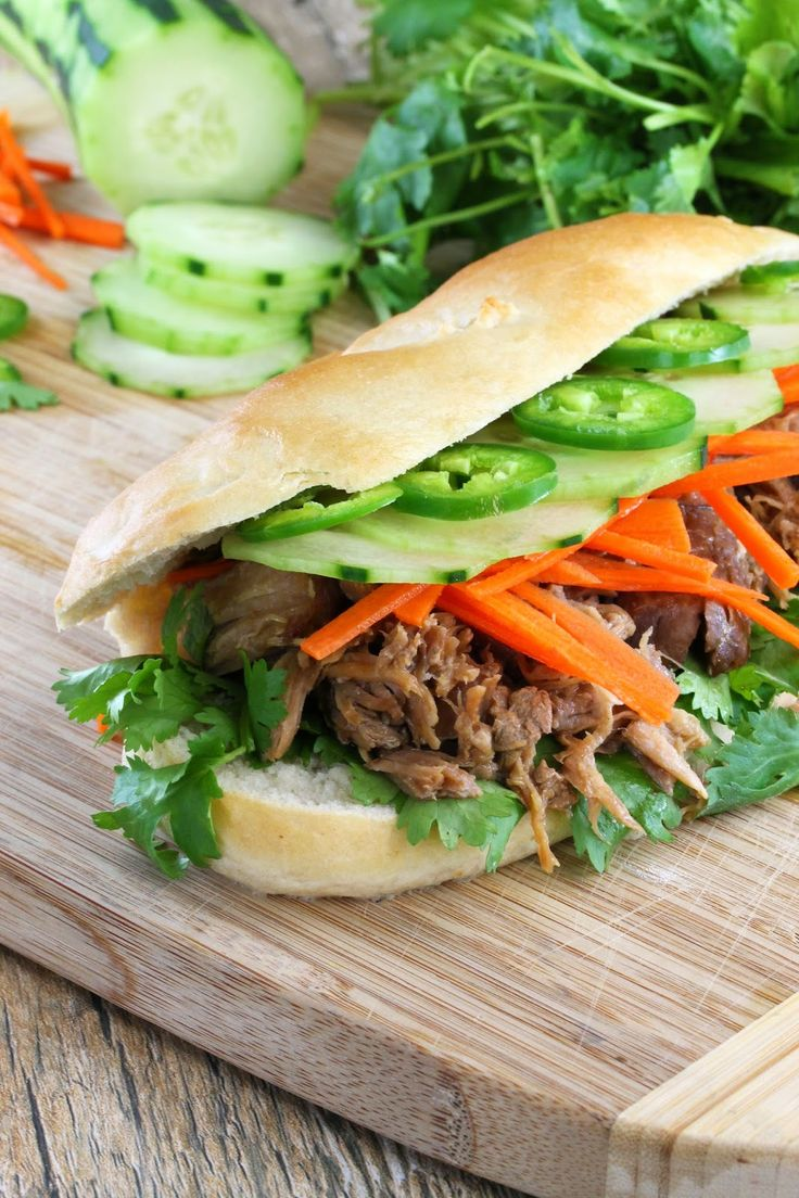 Today I'm bringing you a recipe from my cookbook.  It's full of interesting, tasty recipes that are simple to make. The recipes use fresh, whole ingredients (no cream of anything soup!) and require very little prep. This recipe will give you a nice sneak peak into the book with the popular Banh Mi Sandwich. It...