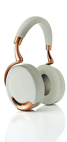 Parrot ZIK Wireless headphones made for iPod, iPhone, iPad / Android smartphones:
