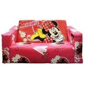 Barnmöbler - Disney - Mimmi Pigg Soffa