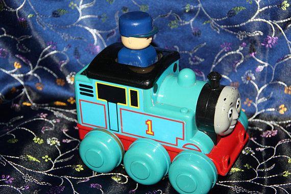 Thomas el tanque motor Britt Alcroft 1997 vintage Thomas el