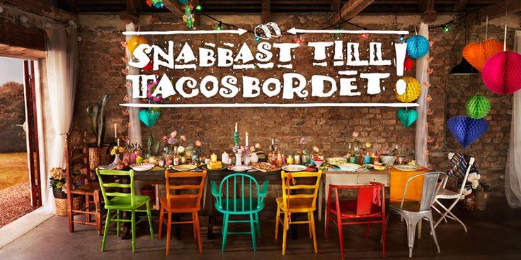 Resumé: Virtuellt tacosbord ska öka intresset för Wilfa