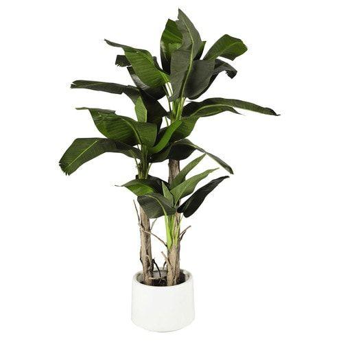 FORTALEZA artificial potted banana tree H 250cm