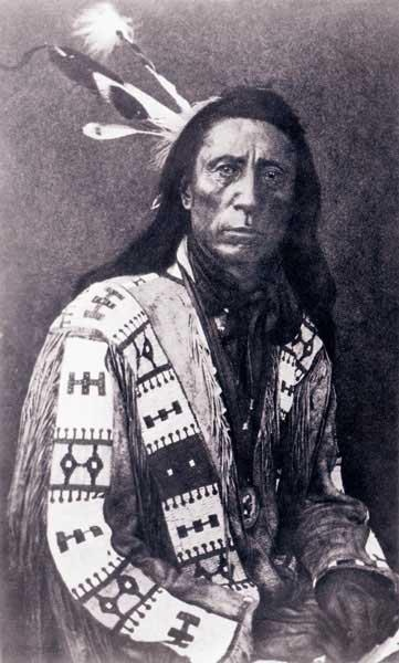 Chief Red Cloud - Sioux (1822- 1909)