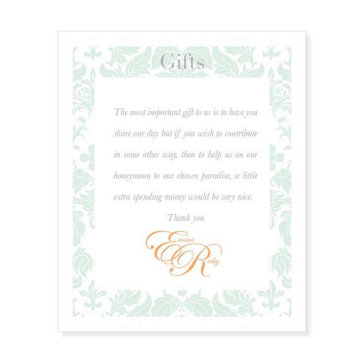 Honeymoon Wedding Gift: 7 Best Wedding Gift List Images On Pinterest