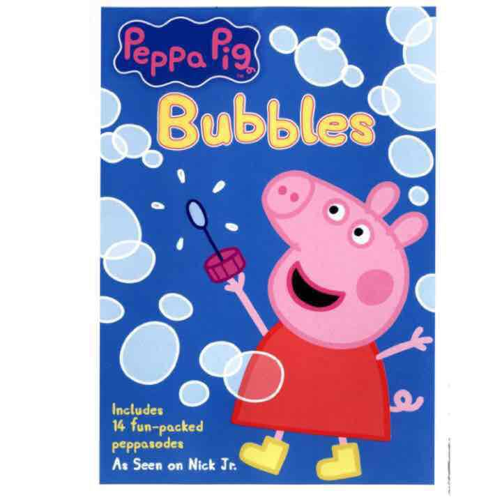Peppa Pig DVD ($16) is on sale on Mercari, check it out! https://item.mercari.com/gl/m324659000/