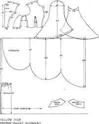 Resultado de imagen de patron vestido elena de avalor