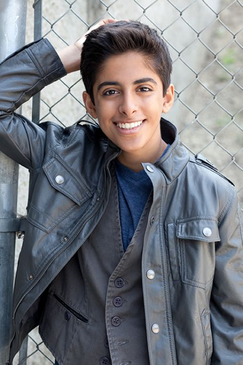 Hi. I'm Karan. I'm 15 and Single. I am hoping to at least get some acting roles