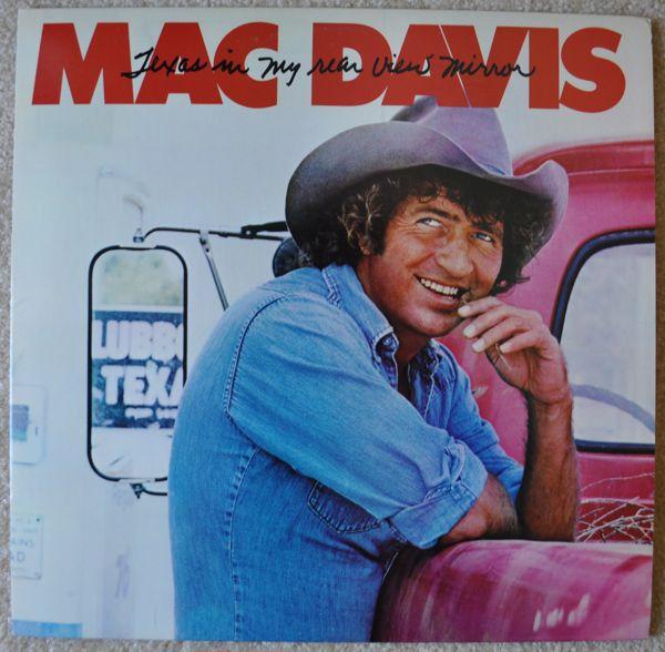 Mac Davis - Texas In My Rear View Mirror at Discogs