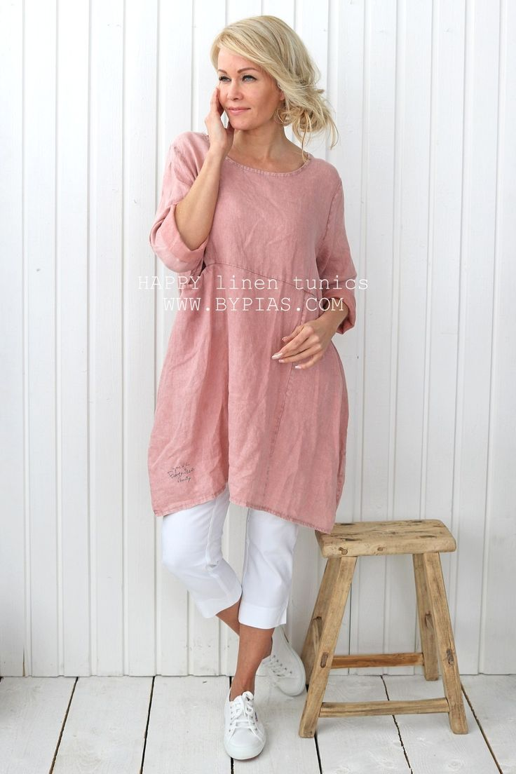 HAPPY Tunic, SOFT ROSE