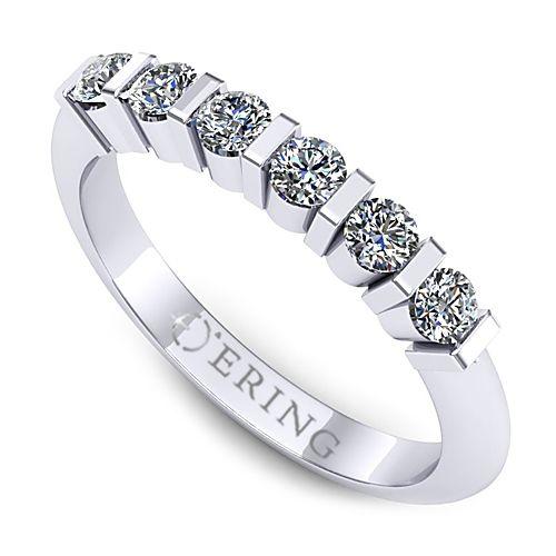 Inel logodna L107ADI Inel cu diamante