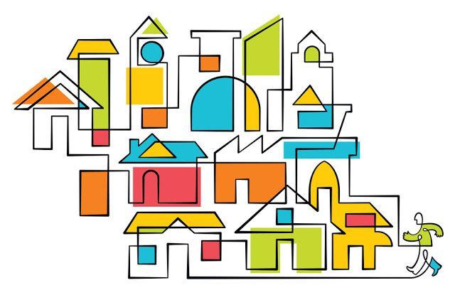 One Line Art, Seni Menggambar Sederhana namun Keren yang Patut untuk Dicoba - arid5ign | Tutorial Desain Grafis | Adobe Photoshop, Illustrator, CorelDraw