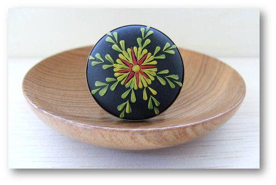 Ornamental Jewelry Yellow Ornamental Jewelry by Floraljewel