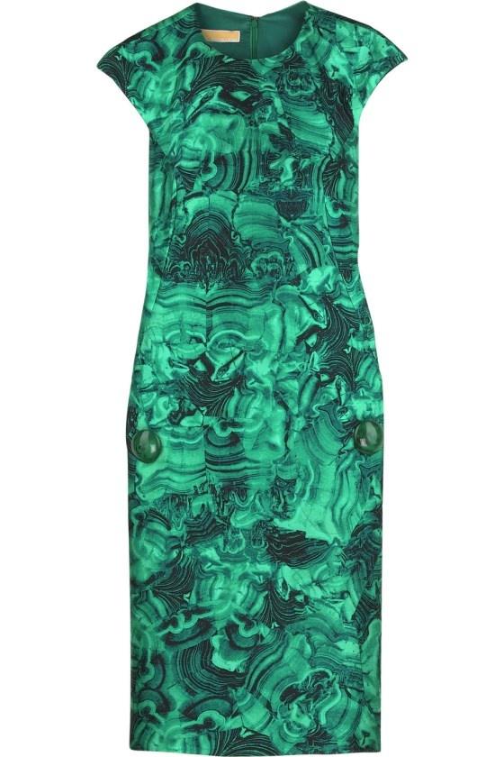 Michael Kors #malachite dress