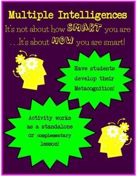 learning styles survey middle school pdf