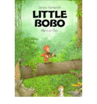 """""""An adorable little orangutan who falls in love with the joy of making music"""", is how The Children's Book Review Service described the hero of Little Bobo. Now Bobo is back for an entertaining new jungle adventure. He still loves making music on his violin, and he's just as adorable as ever.In this story, Bobo makes a scary journey alone through the jungle at night and braves an encounter with one of the much-feared humans to find medicine for his ailing Uncle Darwin."""