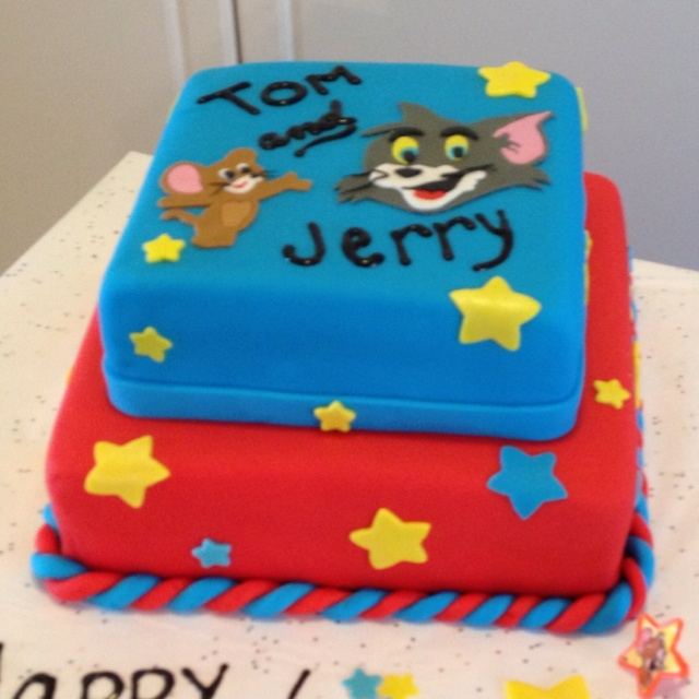 Tom And Jerry Images For Cakes Matatarantula