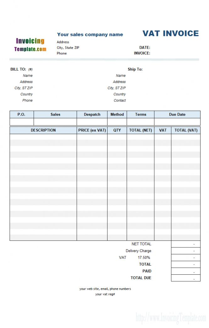 Get Our Example Of Uniform Receipt Template Invoice Template Receipt Template Business Template