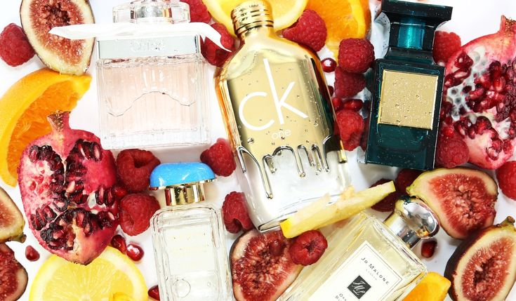 Fruit Perfume Notes to Try This Spring and Summer