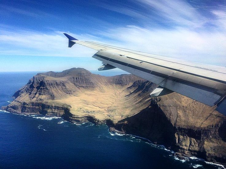 Hello Faroe Islands! What an interesting landing - arriving at an airport nestled within a steep sided valley. These rugged islands appear from the sea like a place of myth and mystery. Here's to a couple days of hiking and exploring in this far corner of the world. #faroeislands #faroe #flying #plane #denmark #island #islandlife #horizon #instagood #photography #photooftheday #picoftheday #pictureoftheday #explore #adventure #europe #getoutside #north #islands #travel #travelgram…
