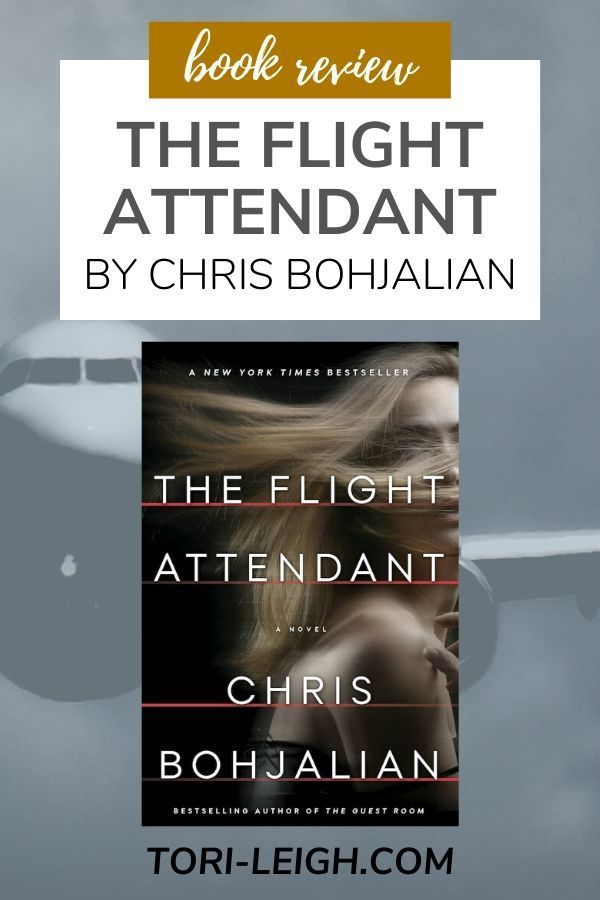Book Review The Flight Attendant By Chris Bohjalian In 2020 Book Blogger Book Recommendations Book Review