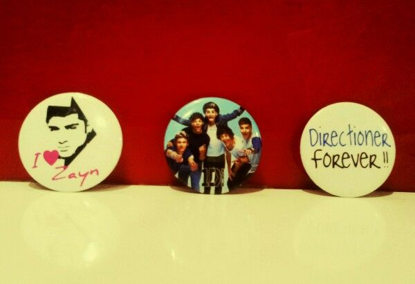 Badges!!!♥♥