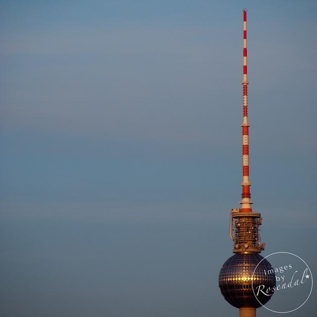 Tv Turm in lovely Berlin