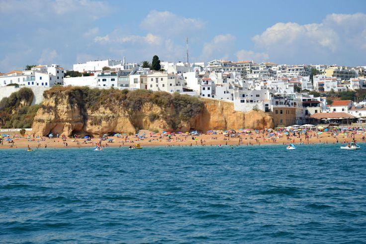 A place to visit: Praia dos Pescadores, Albufeira