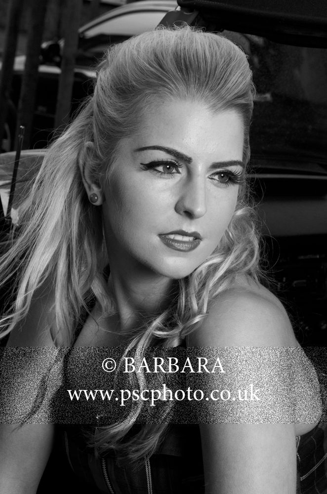 Black/white photography/ PearceScott Creations and Ealing Gazette Top Model Winner 2013 Dawn Jules, www.pscphoto.co.uk