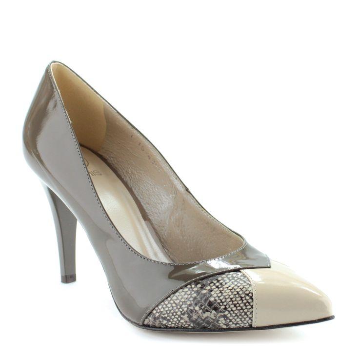 Anis alkalmi cipő - Magas sarkú alkalmi cipő különleges színekkel | ChiX.hu cipő webáruház - ChiX.hu Online Shoes - http://chix.hu