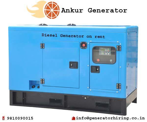 Diesel Generator on Rent http://generatorhiring.co.in/