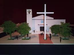 Resultado de imagen para maquetas de iglesias catolicas por dentro