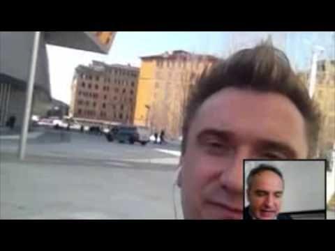 Tobia Donà, dialogo con Stefano Cagol dal MAXXI di Roma