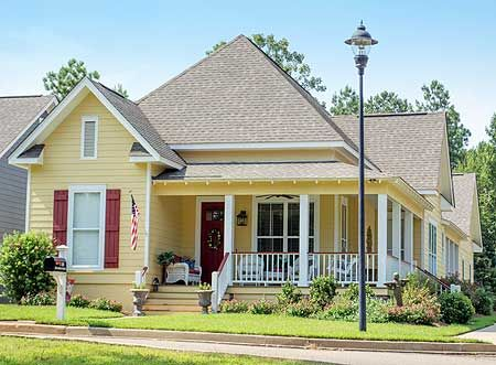 Plan 11784HZ Beautiful Wrap Around Porch