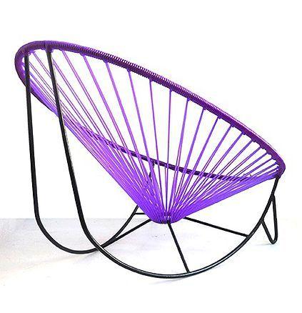 la silla acapulco design home deco pinterest. Black Bedroom Furniture Sets. Home Design Ideas