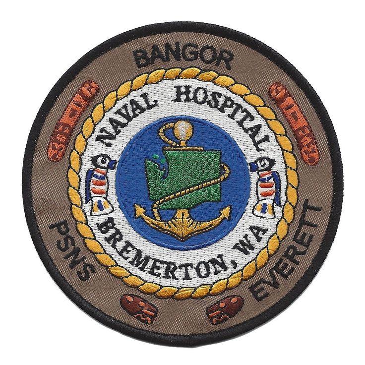 Naval Hospital Bremerton Washington Patch