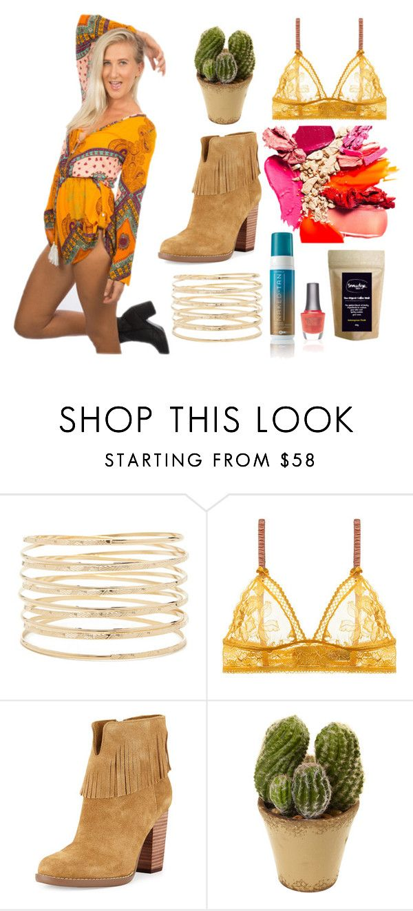 """""""Summer Don't Go"""" by jenacides ❤ liked on Polyvore featuring Forever 21, STELLA McCARTNEY, Neiman Marcus and Nearly Natural"""