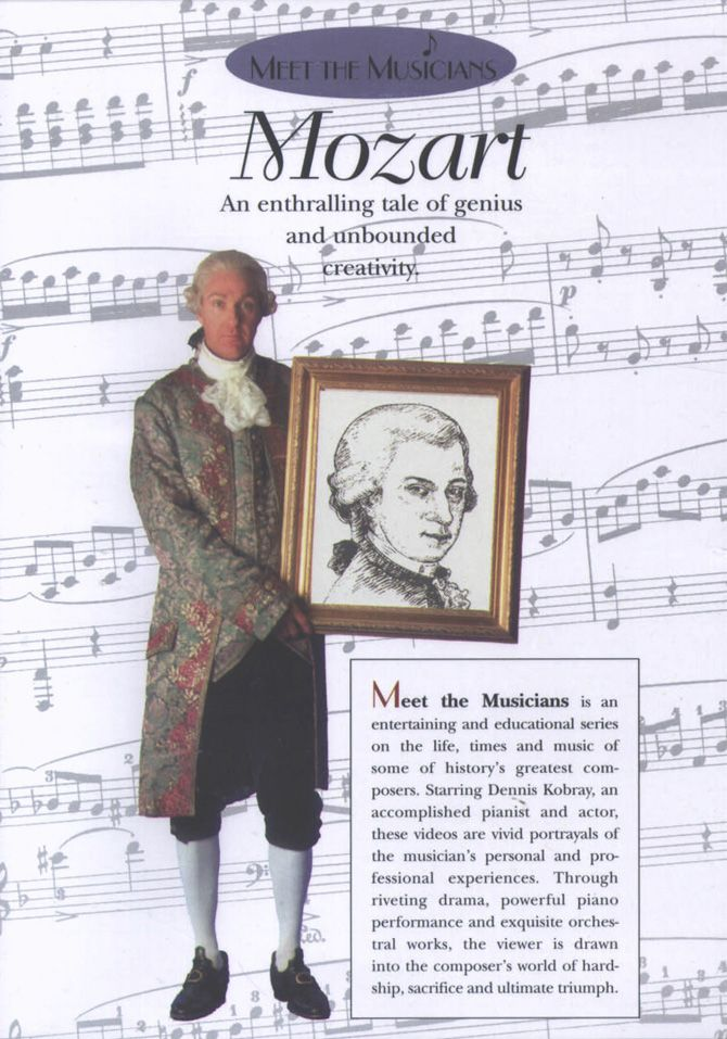 a great composer amadeus Wolfgang amadeus mozart facts here are the facts about the great composer – wolfgang amadeus mozart (1756– 1791) read also the complete mozart biography.