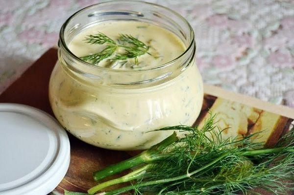 Приготовление соуса «Тартар»