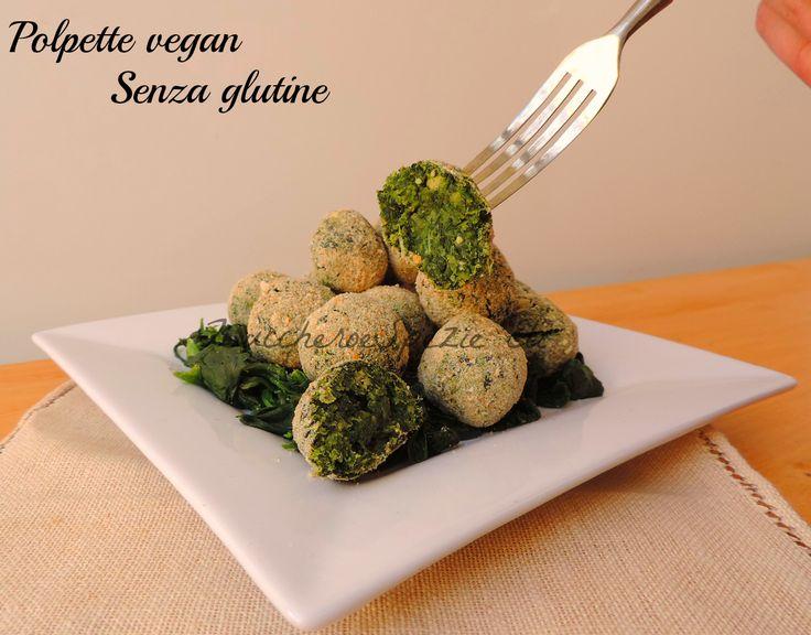Polpette di spinaci vegan