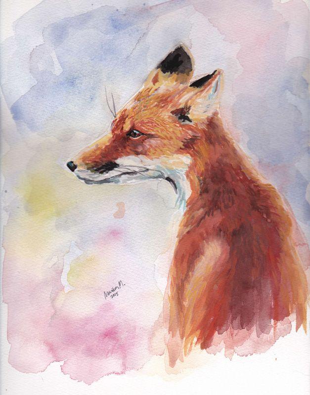 Red Fox, 2015