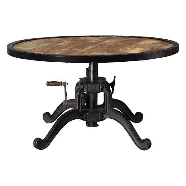Wood And Metal Uriah Adjustable Accent Table: Best 25+ Adjustable Height Coffee Table Ideas On Pinterest