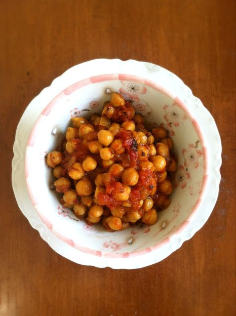 Rooted Vegan: Crockpot Channa Masala (Curried Chickpea Stew) + How to Crockpot Cook Chickpeas
