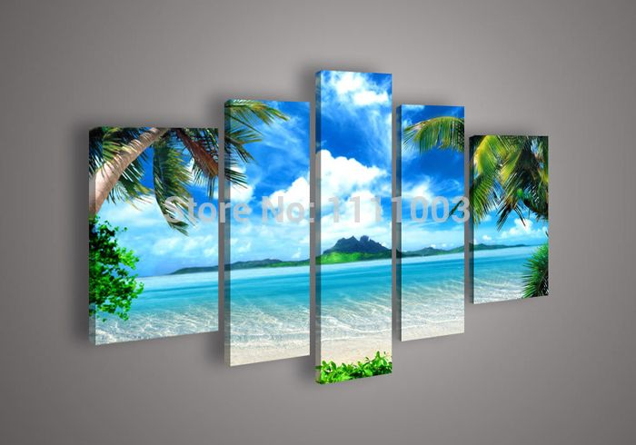 tropical life wall decor - Google Search