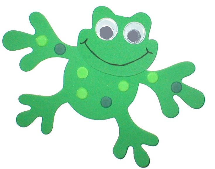 Preschool frog crafts animal crafts pinterest for Frog crafts for preschoolers
