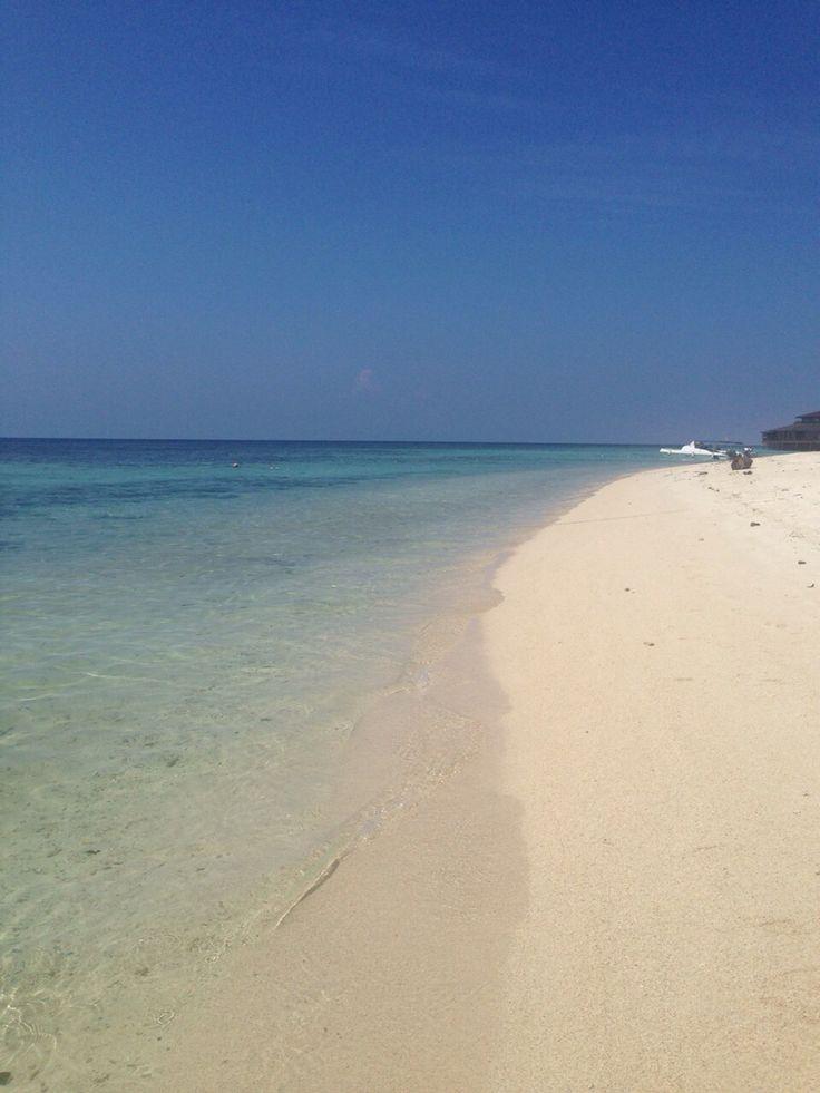 Lankayan, island