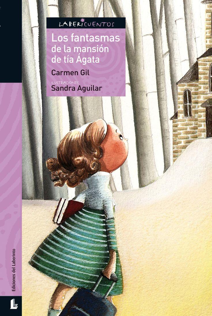 Cuando la familia de Olivia hereda una mansión en lo alto de una colina, no puede imaginar lo que aguarda en el desván. Calíope es una niña fantasma, que desde entonces se convertirá en su mejor amiga, y juntas tendrán que detener la demolición de la casa y a los cazafantasmas. http://www.edicioneslaberinto.es/libros/283/los-fantasmas-de-la-mansin-de-ta-gata