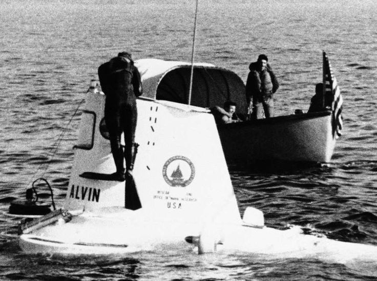 March 17,  1966: MIDGET SUBMARINE LOCATES MISSING H-BOMB  -    A U.S. Navy midget submarine locates a missing hydrogen bomb which had fallen from a U.S. Air Force B-52 bomber into the Mediterranean off Spain. It took several more weeks to recover the bomb.