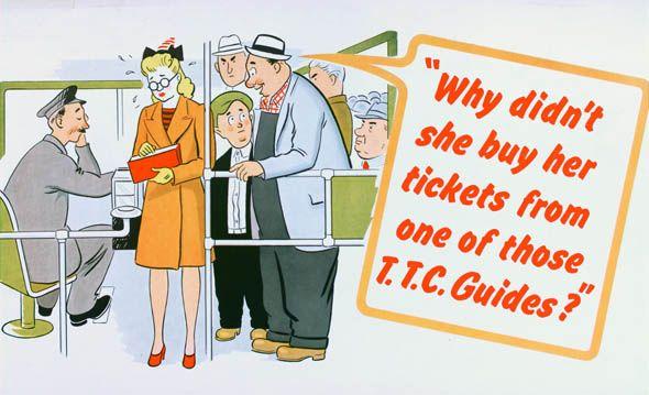 ttc subway cards advertisements fare