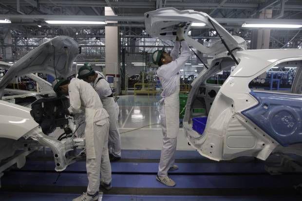 Melihat Pabrik Kedua Honda Mobil di Indonesia