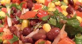 Kidney Bean(Rajma) Salad for the health conscious http://www.ayeshacookery.com/rajmakidney-bean-salad/
